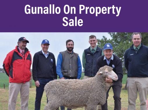Gunallo On Property Sale